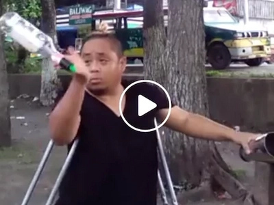 This inspiring man proves that living with disability is not a hindrance to reaching your dreams