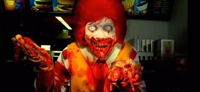 6 videos of the most disgusting things that were done with McDonalds food!