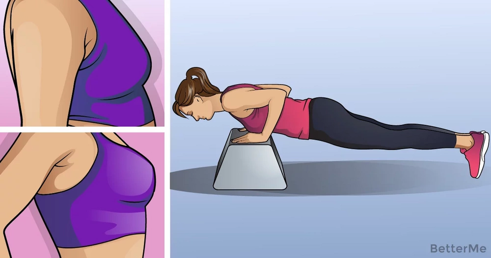 8 moves that can help you get perkier chest after age 40
