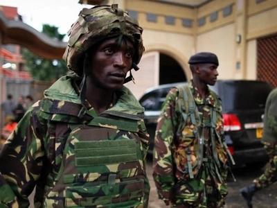 Kundi la al-Shabaab lawashambulia wanajeshi wa KDF