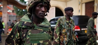 KDF Ambushed By Al-Shabaab In Mandera One Killed, Two Wounded
