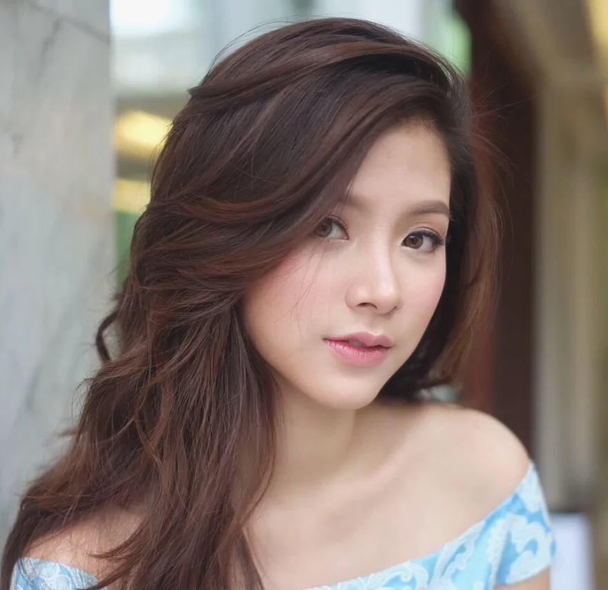 Do you remember Nam in Crazy Little Thing Called Love? She has all grown up into a gorgeous young lady