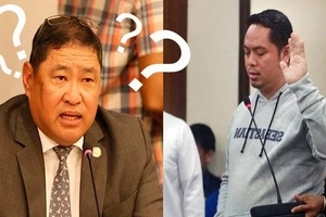 Daming sinungaling! Lawmakers confused after contrary statements from Sebastian and Sanchez
