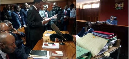 Judge orders CS Matiang'i to personally appear before him over Miguna detention