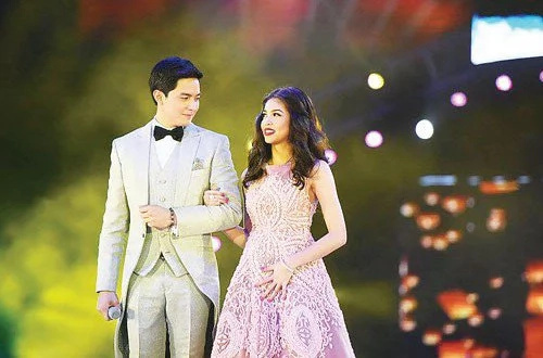 Alden and Maine break through the Box-Office Entertainment Awards