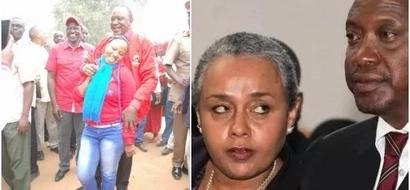 Sonko amulikwa vibaya sana kwa kumdhalilisha Rais Uhuru Kenyatta kupitia picha 'hatari'. Hii hapa...