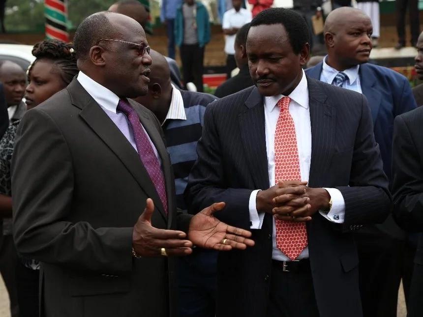 Tutawalaani endapo mtajiapisha - Wapiganaji wa Mau Mau wawaambia Raila Odinga na Kalonzo