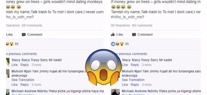 Small-membered married man shamed online by his Mpango wa Kandos