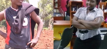 The touching story of a hairdresser who SAVED Conjestina Achieng
