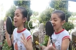 Amazing Tarlac girl Juliana sings like an angel