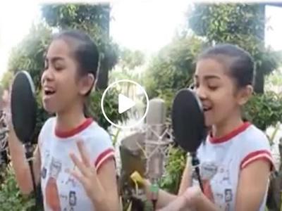Amazing Tarlac girl Juliana sings like an angel