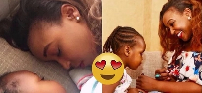 KTN's Betty Kyallo's daughter to spend her third birthday at a chidren's home in Kayole
