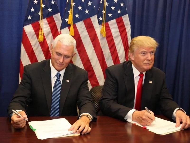Donald Trump logró consolidarse como el candidato republicano a la Casa Blanca