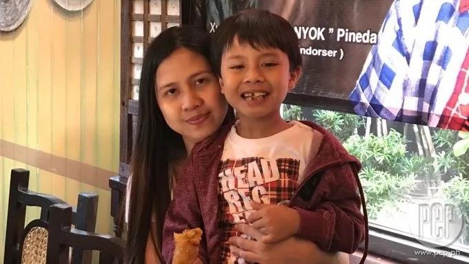 Onyok Pineda's mom reveals reason behind Onyok's removal from teleserye