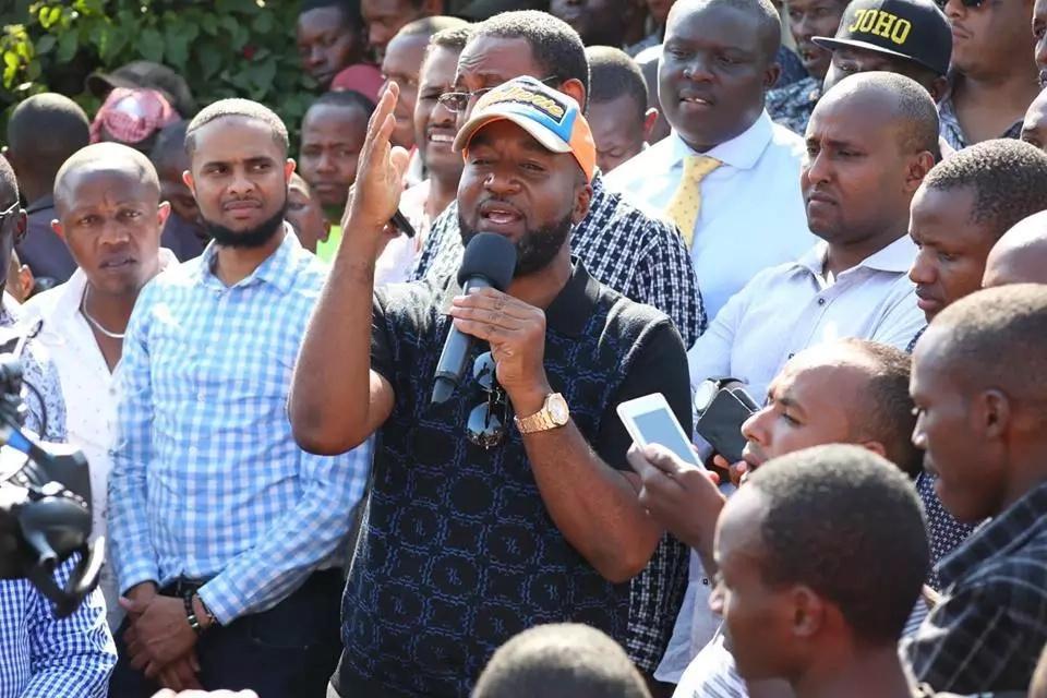 Joho boldly pokes wholes into Ruto's wealth