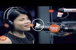 Halimaw si ate sa pagkanta! Tawag ng Tanghalan grandfinalist Pauline Agupitan belts high notes of 'I believe'