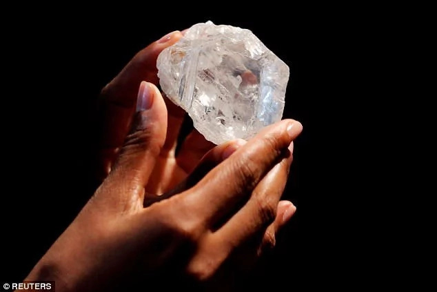 World's largest uncut diamond, roughly the size of tennis ball, sold for jaw-dropping Ksh 5.3 trillion