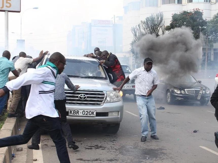 Kenyans clash on social media over alleged plot to assassinate NASA leader Raila Odinga