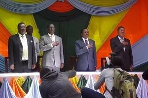 Naibu wa Rais azungumzia NASA masaa machache baada ya mkataba kutiwa sahihi