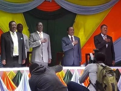 Tofauti kati ya Jubilee na NASA ni kama usiku na mchana-Ruto
