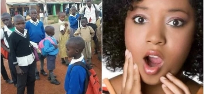 Huu ni ushahidi kwamba wazazi hawajali tena jinsi watoto wao wanavyosafirishwa shuleni? (picha)