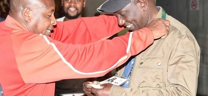 DP William Ruto arrives in Brazil, warns athletes and coaches (photos)