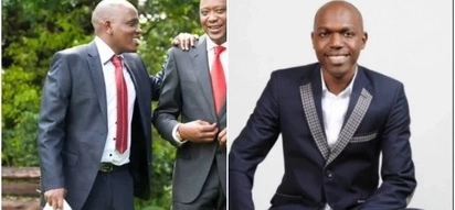 Dennis Itumbi awes many as he defends Larry Madowo after he was summoned by DCI over NASA strategist David Ndii