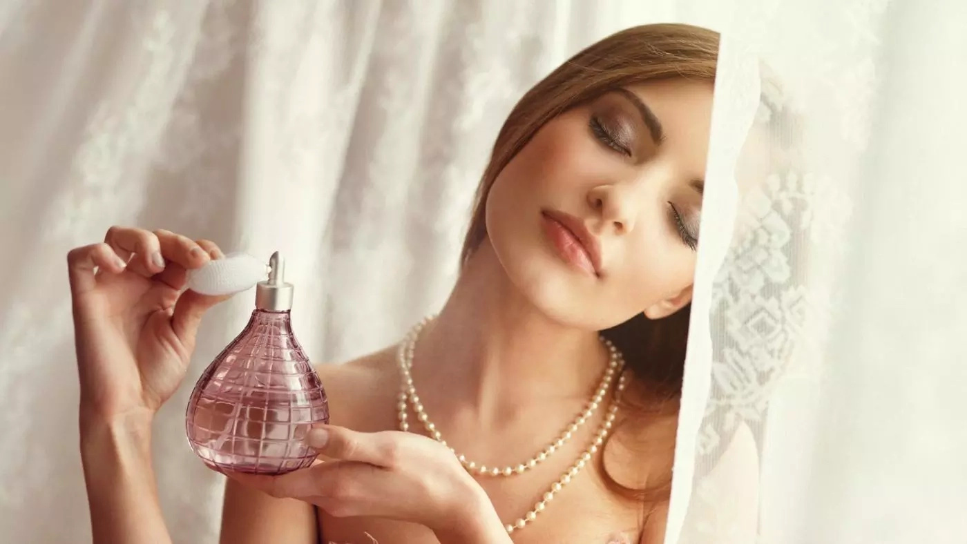 Here is the best body part to apply perfume