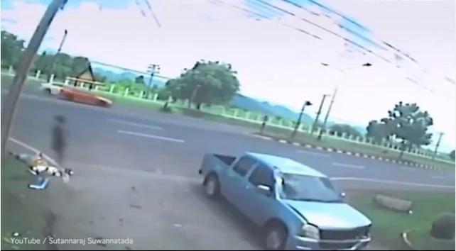 Fantasma se sale del cuerpo luego de fatal accidente