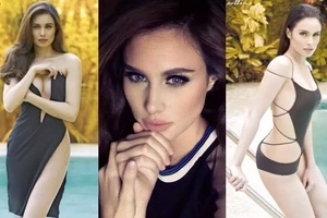 Sopistikada! Max Collins elegantly redefines black fashion to a whole new level