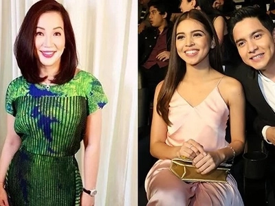 Alden Richards may not get featured in Kris Aquino's FB page