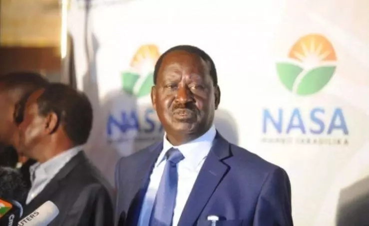 Raila to make his first public appearance after losing the presidential race to Uhuru
