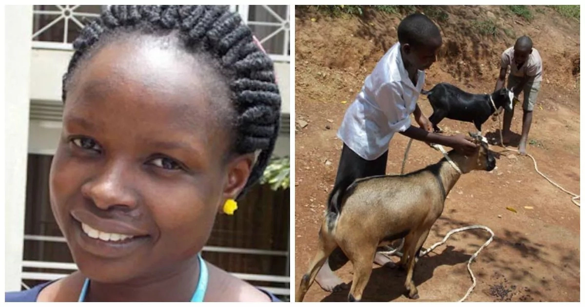 See Ugandan orphans who have developed culture of saving to stay in school