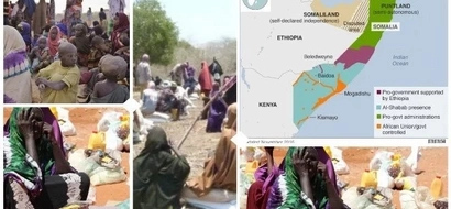 Al-Shabab distributes FOOD to drought-stricken areas to win public support