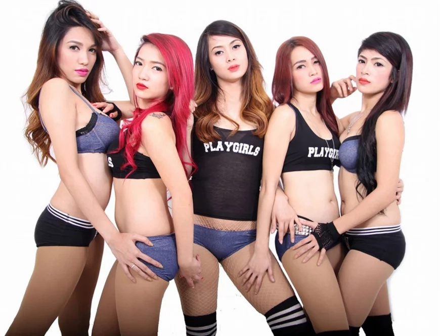7 Sexy girl groups that got famous on national TV