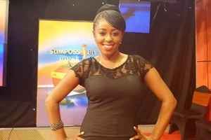 Citizen TV's Lilian Muli in an ugly bar drama with a waitress (video)