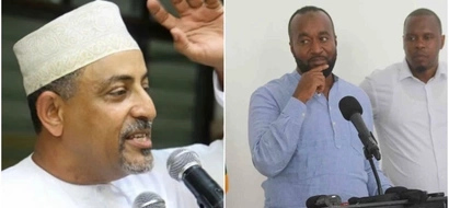 Joho's rival Suleiman Shahbal receives a major boost ahead of the August polls