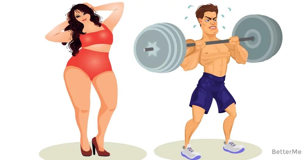 Fat man dating tips