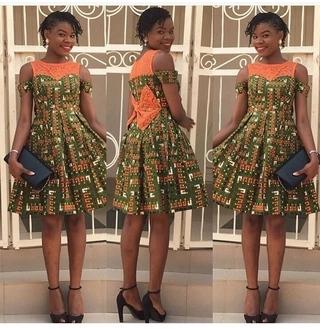 882ded710 Latest kitenge designs for short dresses 2018