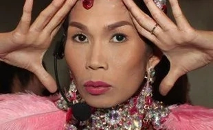 LOOK! Meet the man who discovered Pokwang