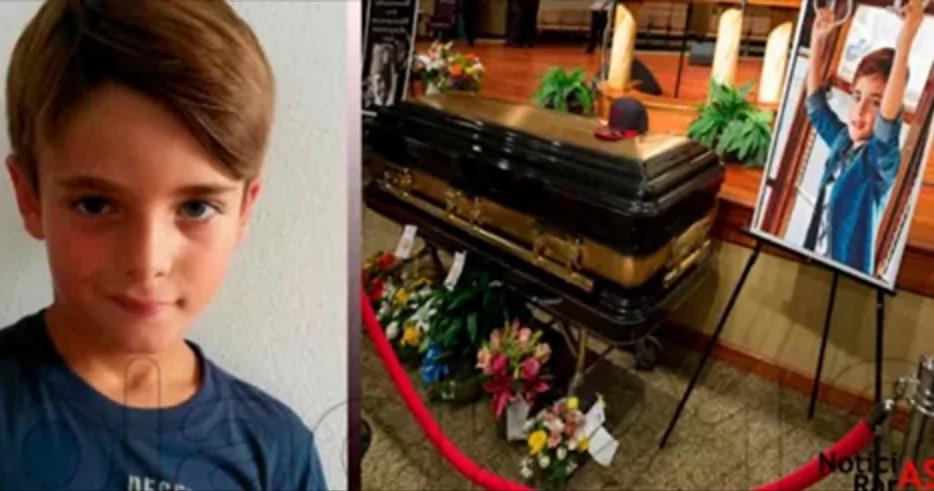 Su mamá tenía cáncer, el decidió suicidarse.