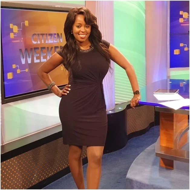 Do you think Lilian Muli bleaches her skin?