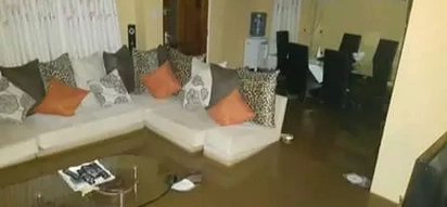 Funniest photos and reactions from Kenyans as they brave flash floods