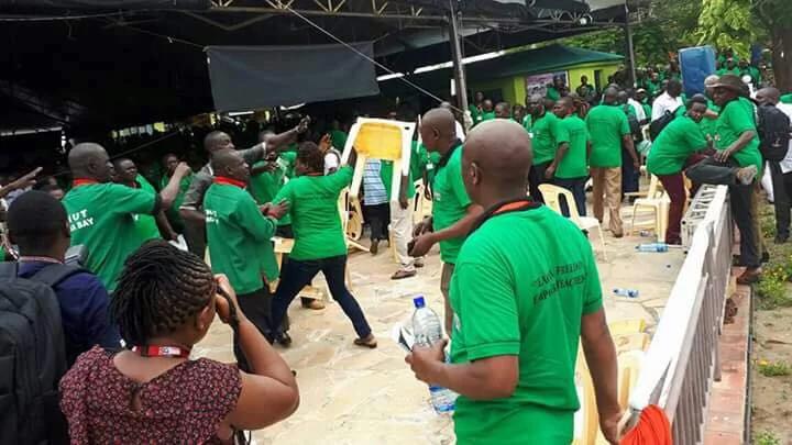 Atwoli apuuzilia mbali wito wa Sossion kujiuzulu, walimu wakitwangana makonde