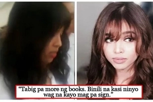 Masama daw ugali! Netizen expresses disappointment over Maine Mendoza's treatment of her fans who patiently waited for her