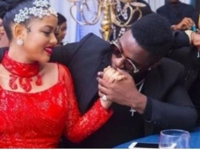 Rayvanny and his babymama break up and the explosive split plays out on social media, details