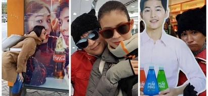 Lamyerda sa Korea! Here are the photos of Janice and Gelli de Belen's Korea Trip