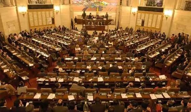 Se pretende reducir el número de congresistas