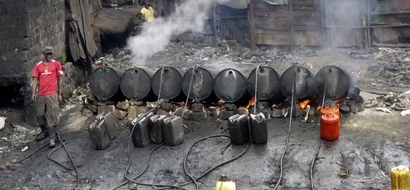 16 Million Liters Of Illegal Alcohol Destroyed-Government