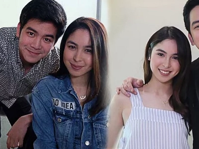Julia Barretto Starts Shooting New Movie with Joshua Garcia